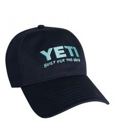 Yeti Lifestyle Full Panel Low Pro Hat Navy