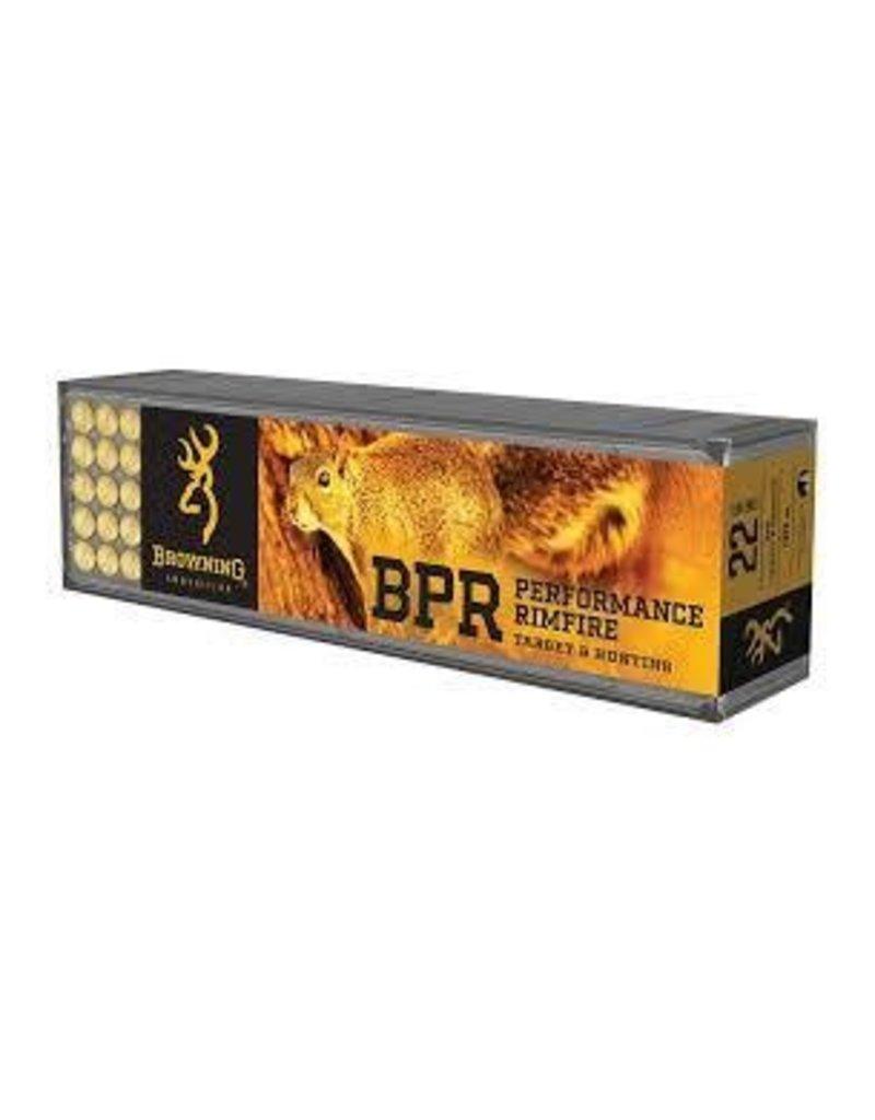 Browning Browning 22LR BPR 40gr HP 100rd