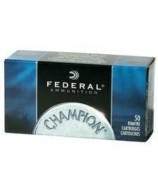 Federal Champion 22LR 40gr Solid