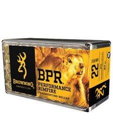 Browning 22LR BPR 37gr Fragmenting 50rd
