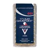 CCI CCI Gamepoint 17 HMR 20gr JSP