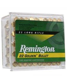 Remington 22LR 40gr Golden Bullet 100rd