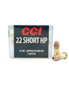 CCI 22 Short HP 27gr CPHP