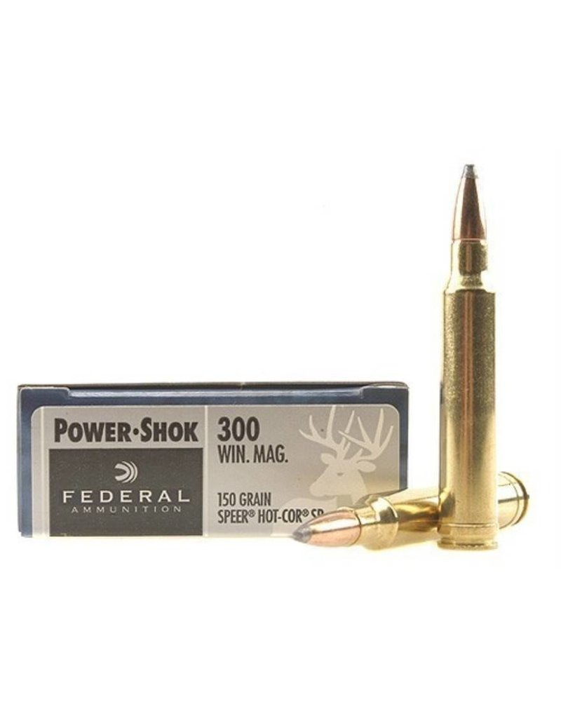 Federal Federal Power-Shok 300 Win Mag 150gr SP