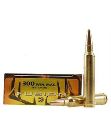 Federal Fusion 300 Win Mag 165gr