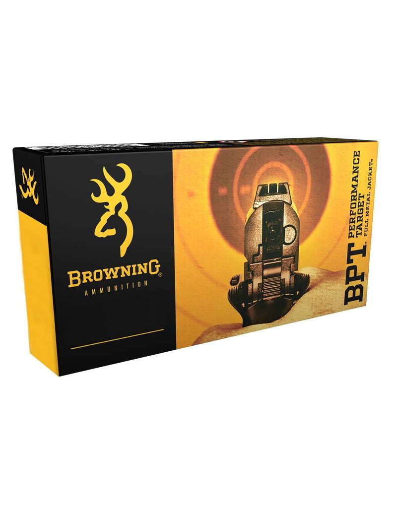 Browning Browning 380 Auto BPT 95gr FMJ