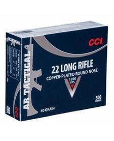 CCI 22LR 40gr CPRN AR Tactical 300rd
