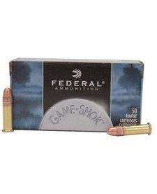 Federal Game-Shok 22LR 40gr Copper-Plated Solid