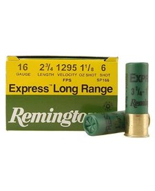 Remington Express Long Range 16ga 6# 2.75""