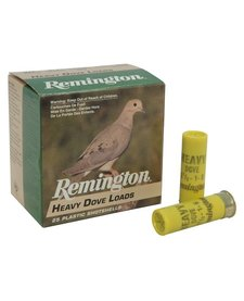 Remington Heavy Dove Load 20ga 6# 2.75""