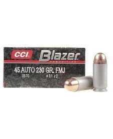Blazer 45 Auto 230gr FMJ