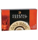 Federal Federal Premium Gold Medal 308 Win 168gr MatchKing BTHP