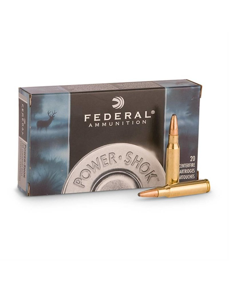 Federal Federal Power-Shok 7mm Rem Mag 150gr SP