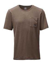 The North Face Mens S/S Crag Crew Tee