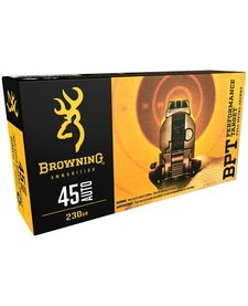 Browning 45 Auto BPT 230gr FMJ
