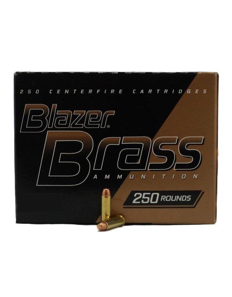 CCI Blazer Brass 380 Auto 95gr FMJ 250rd