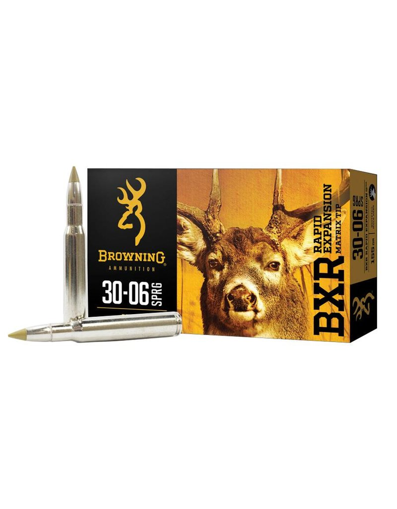 Browning Browning 30-06 Sprg BXR 155gr
