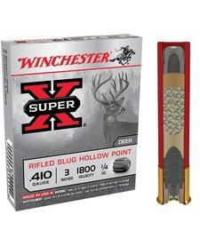 """Winchester Super-X 410ga 3"""" Slug"""