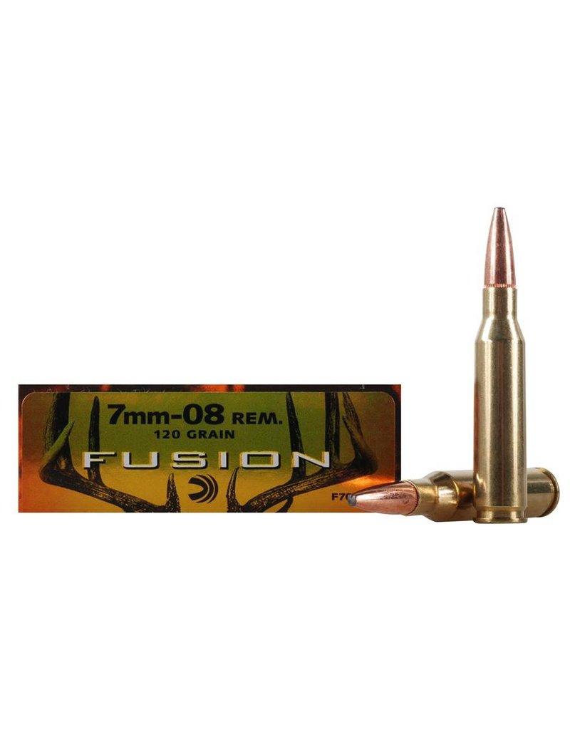 Federal Federal Fusion 7mm-08 Rem 120gr