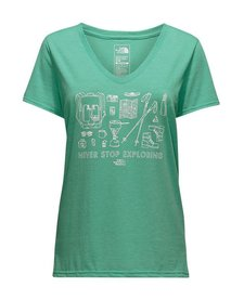 The North Face Womens S/S Gear BYFND Tri