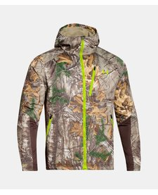 UA Youth Storm Barrier Magzip Jacket