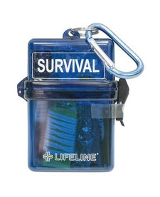 Lifeline Weather Resistant Survival Kit