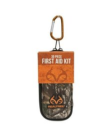 Lifeline Realtree Small Foam First Aid Kit
