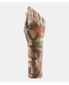UA Youth Camo CG Liner Glove