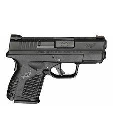"Springfield XDS Essential 45acp Black 3.3"""