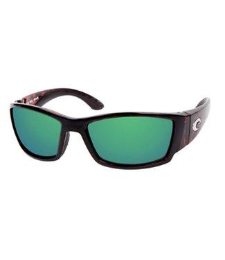 Costa Costa Corbina Tortoise/Green Mirror 580G