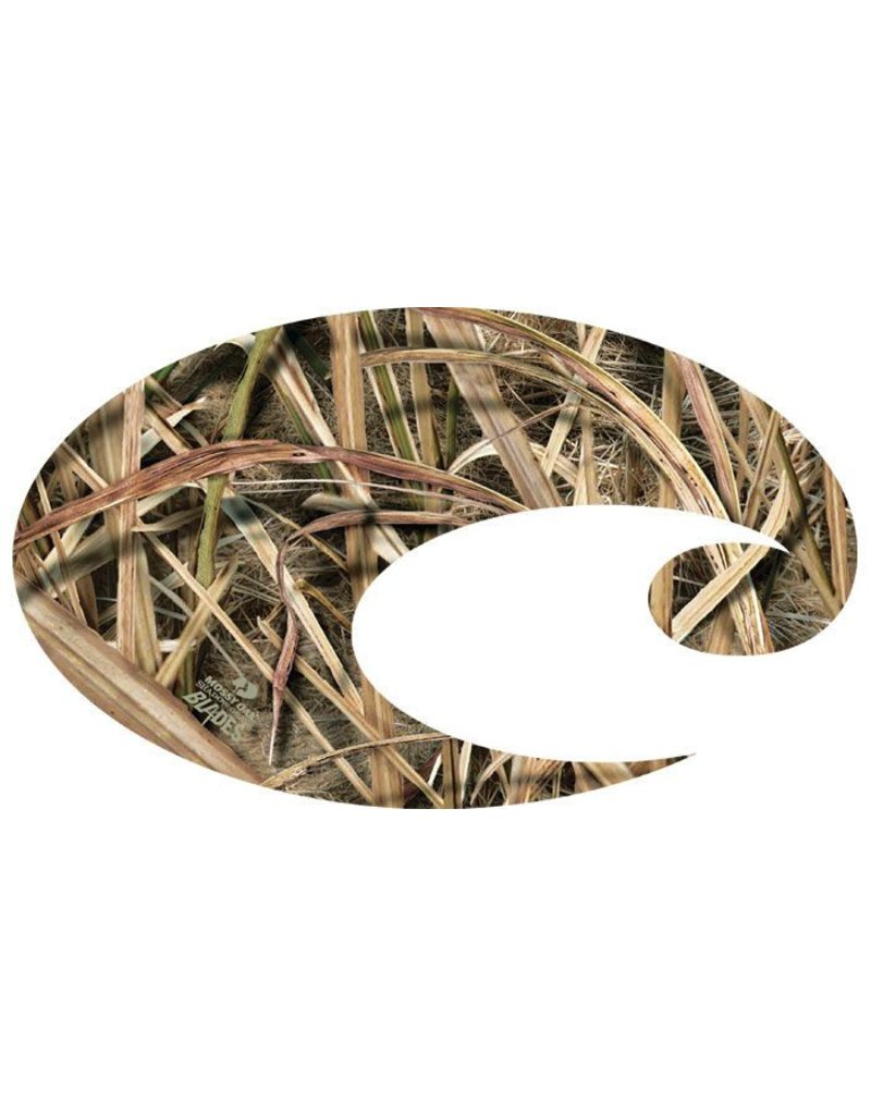 Costa Costa Decal Costa Logo Mossy Oak SGB Small