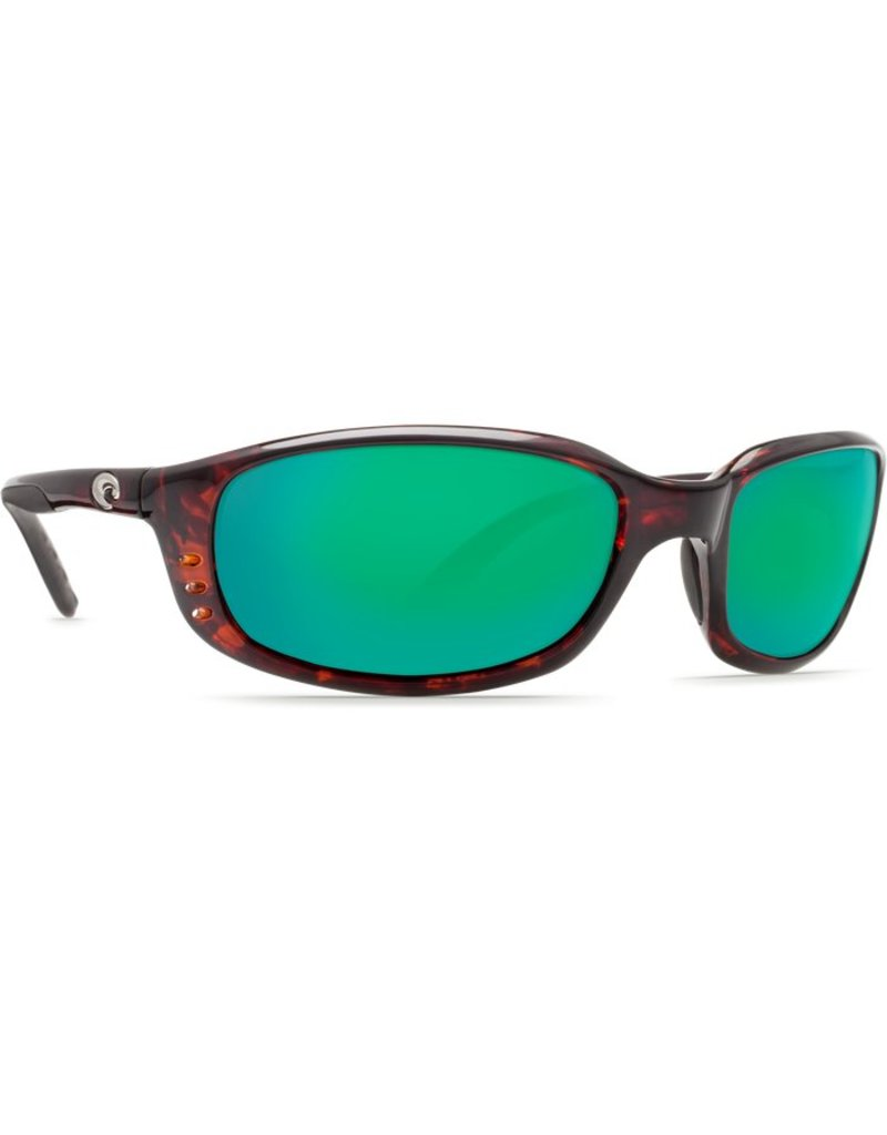 Costa Costa Brine Green Mirror Glass - W580 Tortoise Frame