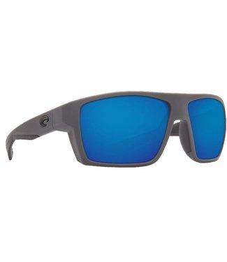 Costa Costa Bloke Matte Black Matte Gray/Blue Mirror 580G