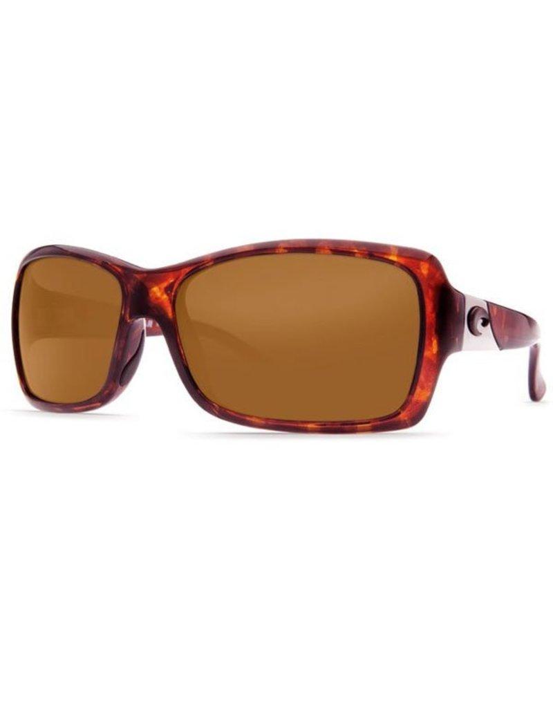 Costa Costa Islamorada Amber 580P Tortoise Frame
