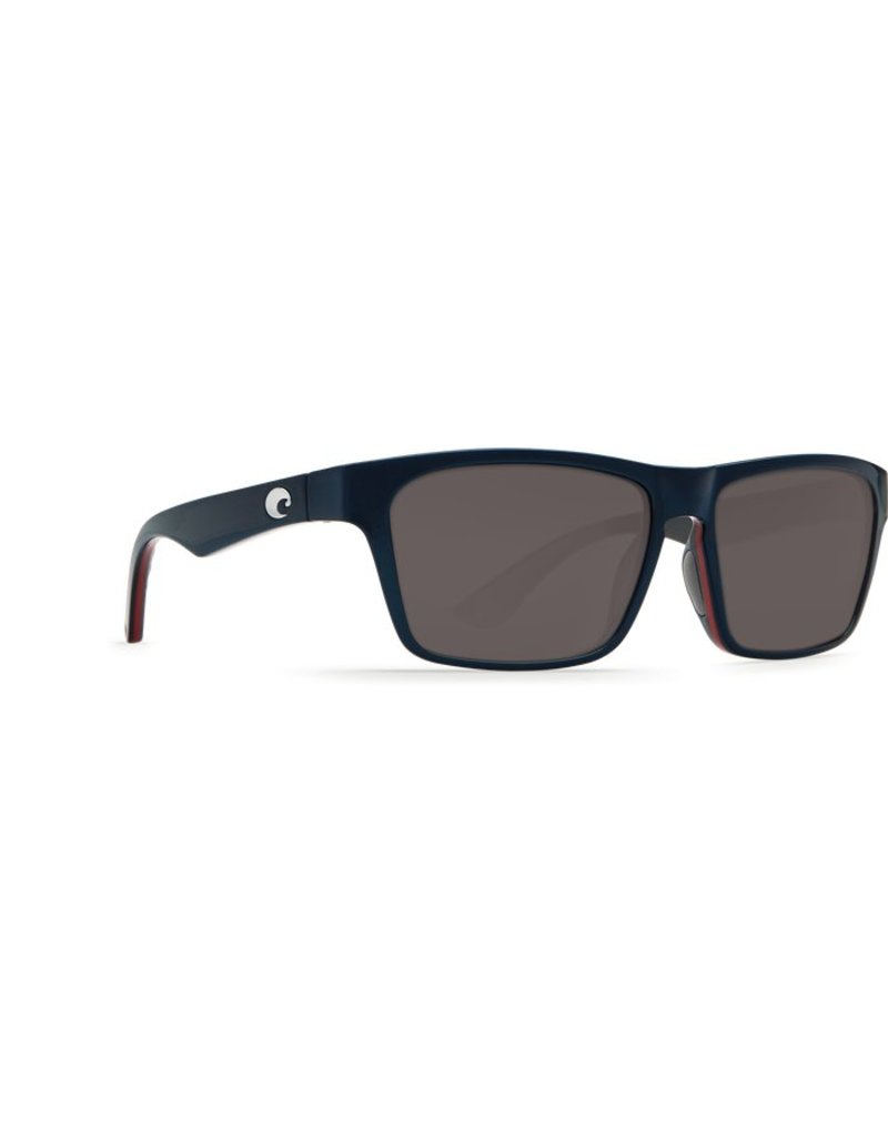 Costa Costa Hinano Gray 580P Shiny Navy/Red/Gray Frame