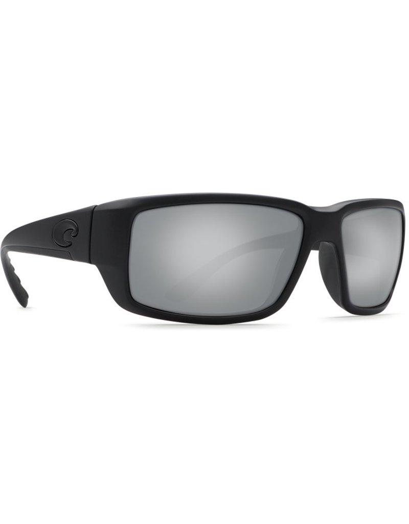 Costa Costa Fantail  Silver Mirror Glass- W580 Blackout Frame