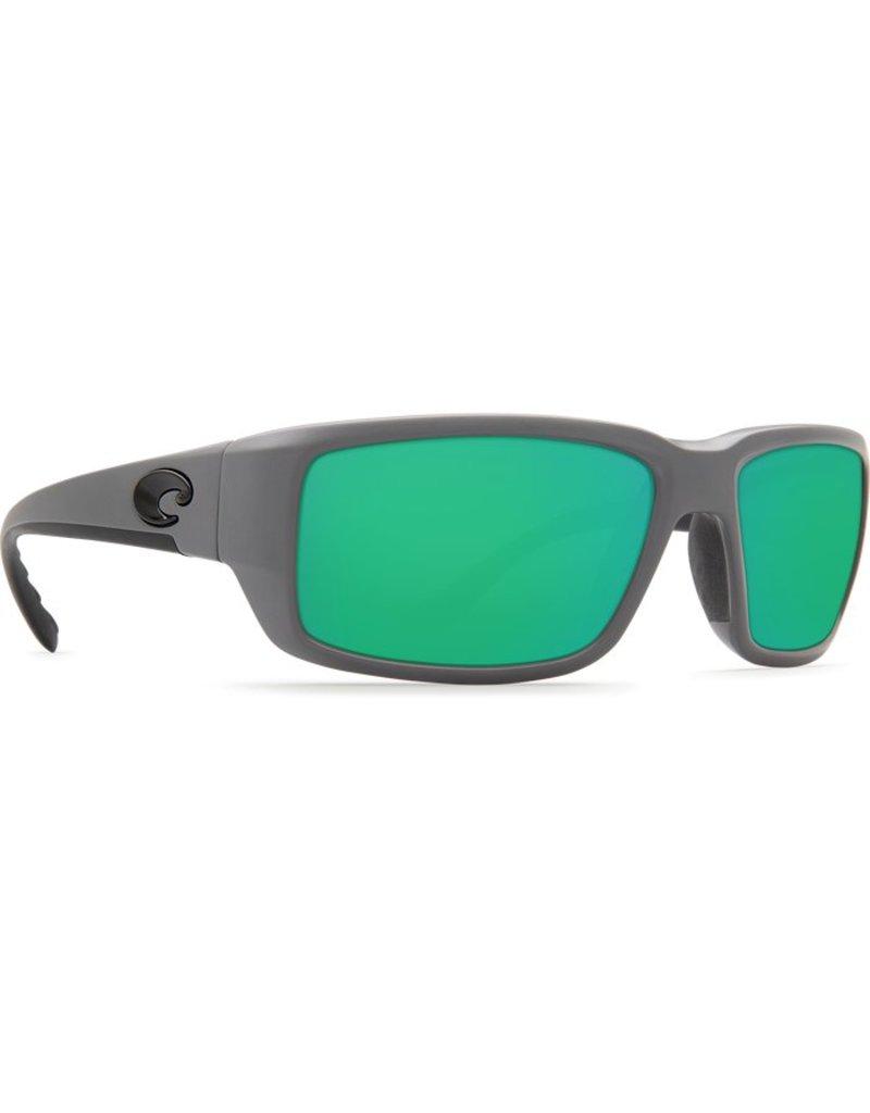 Costa Costa Fantail 580P Matte Gray Frame / Green Mirror
