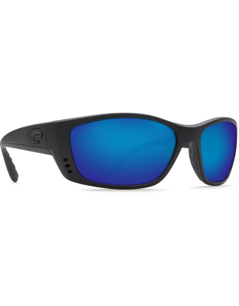 Costa Costa Fisch 580G Blackout Frame / Blue Mirror