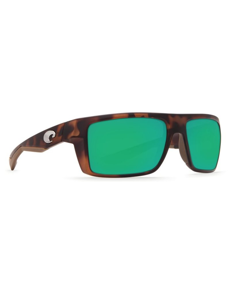 Costa Costa Motu 580G Retro Tortoise Frame / Green Mirror
