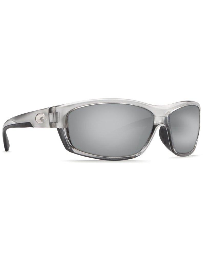 Costa Costa Saltbreak Silver Mirror 580P Silver Frame