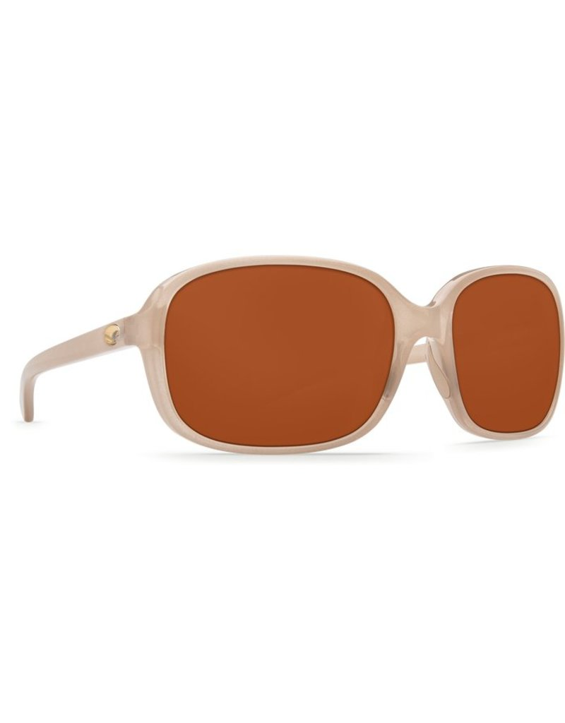 Costa Costa Riverton 580P Shiny Sand Crystal Frame / Copper