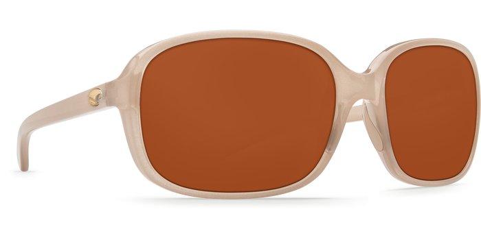 Costa Costa Riverton 580P Shiny Sand Crystal Frame / Copper