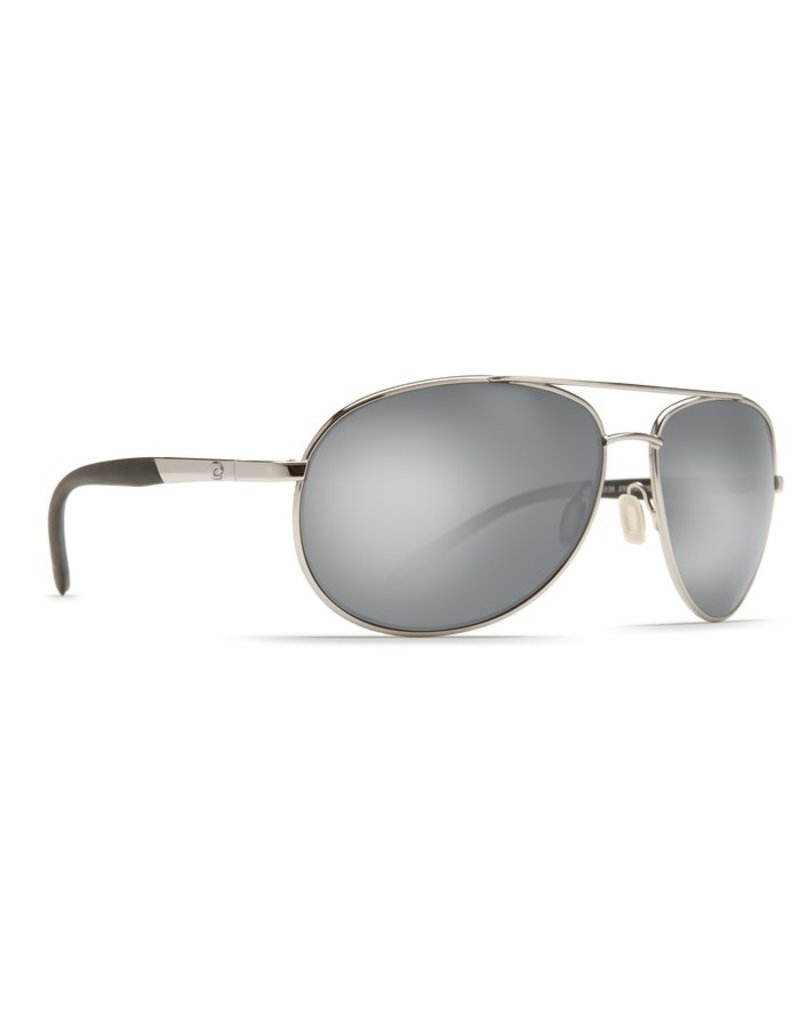 Costa Costa Wingman Silver Mirror Glass- W580 Palladium Silver Frame
