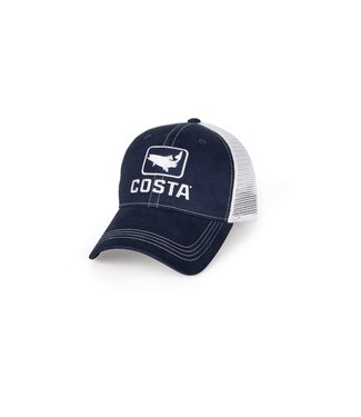 Costa Costa XL Trout Trucker Hat