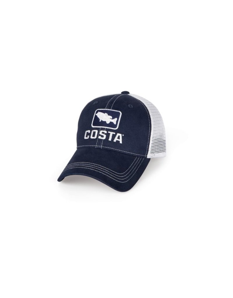 Costa Costa XL Bass Trucker Hat