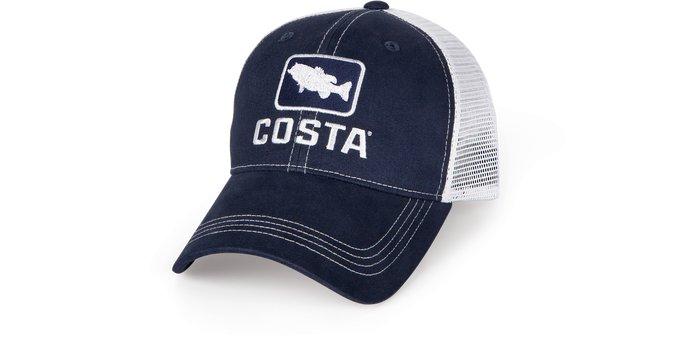 Costa Costa XL Bass Trucker Hat