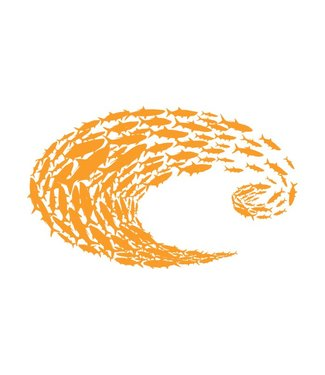 b920fd8c53edc Decal Costa Orange Logo LG Schoolin-Retail Pack.  9.99. Costa Fantail  Blackout Blue Mirror 580P