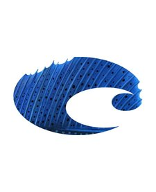 Decal Costa Logo SM Sailfish-Retail Pack