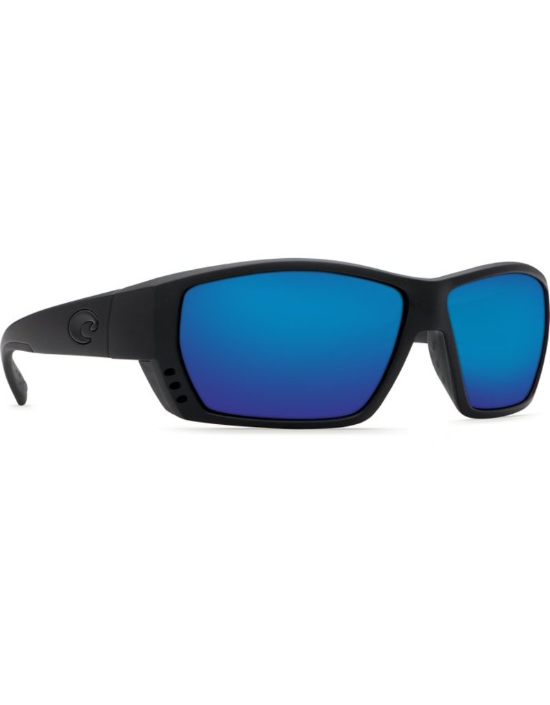 Costa Costa Tuna Alley Blue Mirror 580P  Blackout Frame
