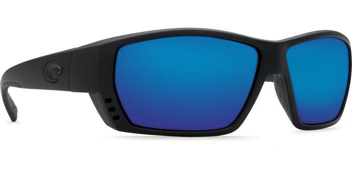 Costa Costa Tuna Alley Blue Mirror 580P  Blackout Frame